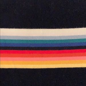 PacSun Tops - Pacsun 360 Rainbow Shirt (size S)